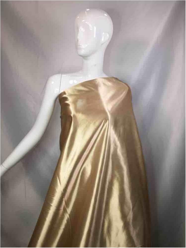 1041 / 27-SAND / Shiny Bridal Satin 240/GSM