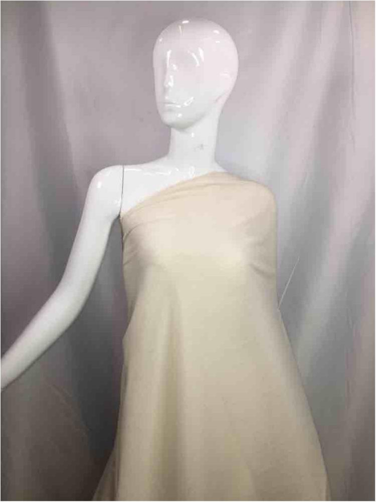 LINPR-1829 / 11.CHAMPAGNE / Polyster Linen Yarn Dye