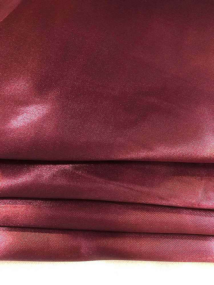 1043 / 91-PLUM / Poly Satin 120 GSM