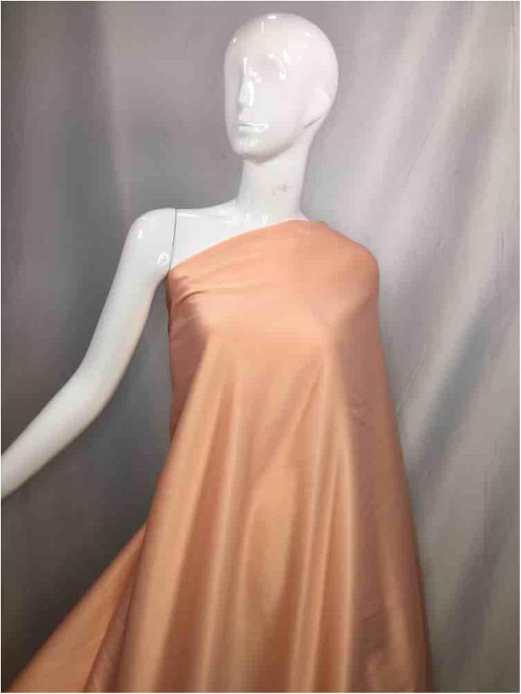 2025 / 70-PEACH / Poly Dull Satin 280gsm