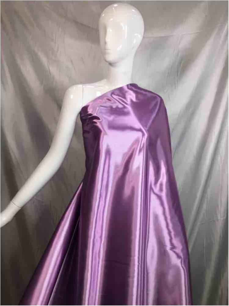 1041 / 25-LAVENDER / Shiny Bridal Satin 240/ Gsm
