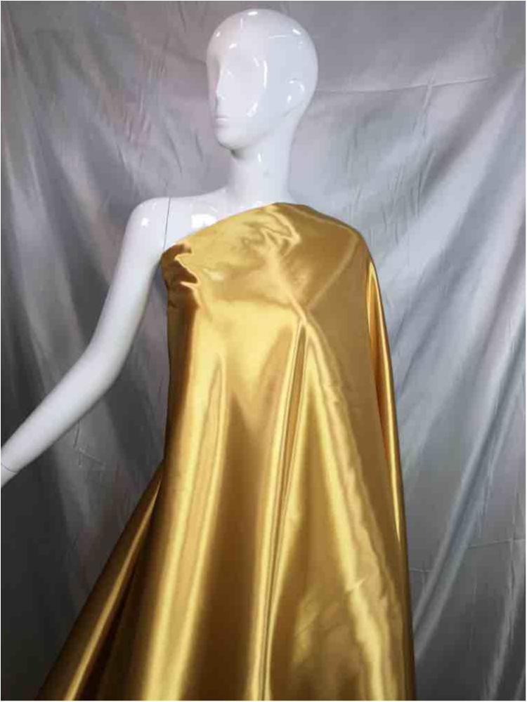 1041 / 85-GOLD / Shiny Bridal Satin 240/ Gsm