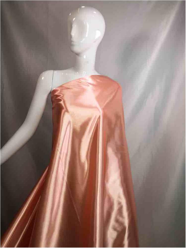 1041 / 05-BLUSH / Shiny Bridal Satin 240/ Gsm