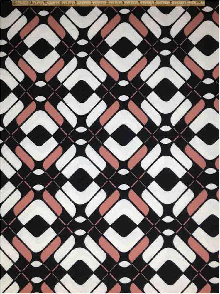 LVPR-80102308 / 05.MAUVE / 5% Spandex 95% Polyester Liverpool Print