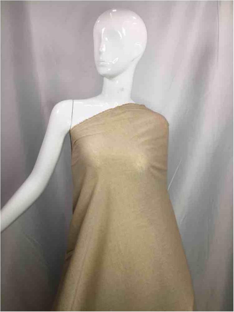 LINPR-1829 / 09.TAUPE / Polyster Linen Yarn Dye